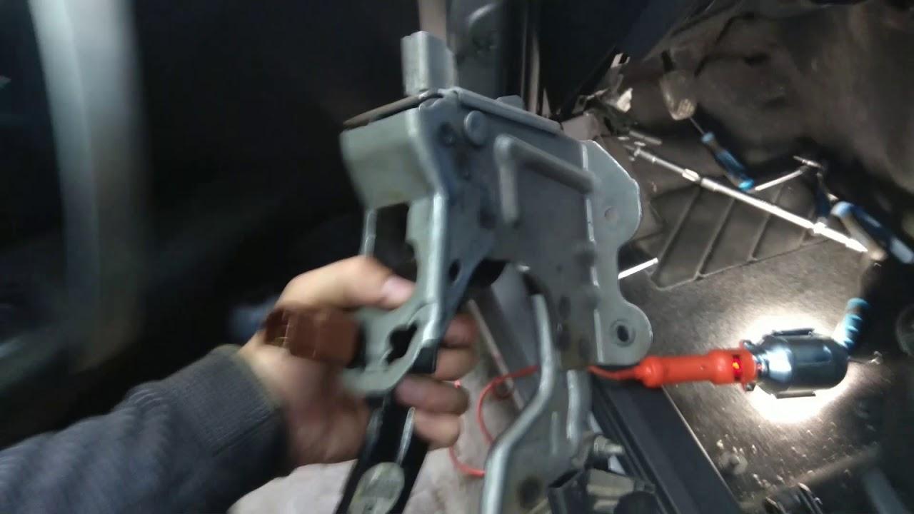 Как снять мотор печки Ниссан Кашкай (Nissan Qashqai)? DIY