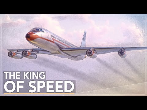 The World's Fastest Subsonic Airliner: The Convair 990A Coronado