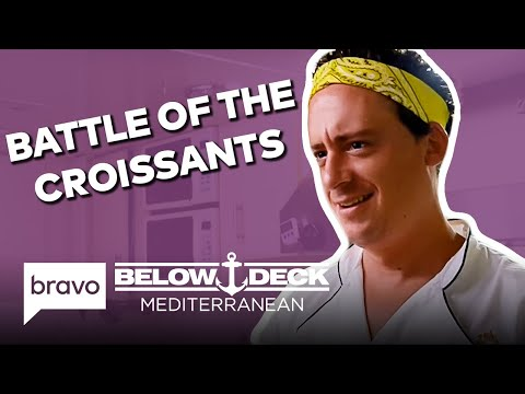 Most Heated Chef Meltdowns in Below Deck Med History   Part 1   Bravo