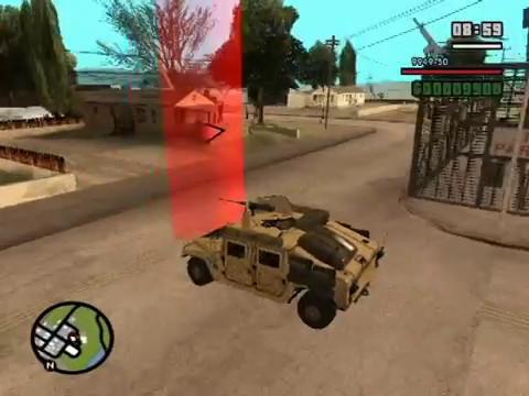 GTA SA DYOM Pertempuran Melawan Virus Zombie #1