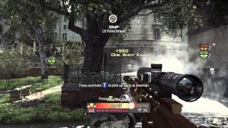 Persevere - A Modern Warfare 3 Montage