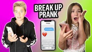 Break Up Prank On Girlfriend **She Cried** 😢💔 | Gavin Magnus ft. Piper Rockelle