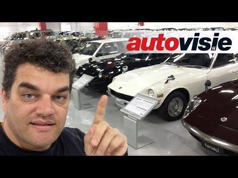 Autovisie Vlog: Nissan Heritage Collection (English subtitles)
