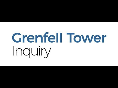 Grenfell Tower Inquiry - Formal Opening (14 September 2017)
