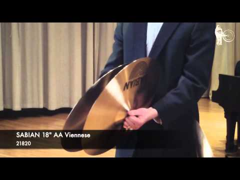 Orchestral Cymbal Comparison: Crash Cymbals from Meinl, Sabian and Zildjian