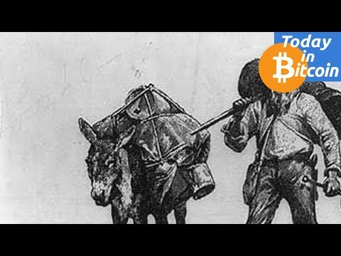 Today in Bitcoin (2017-09-08) - Tax Breaks - Mining Competition - Altcoin IRA?
