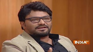 Babul Supriyo in Aap ki Adalat (Full Episode) 2016