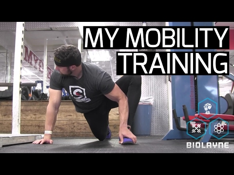 My Mobility Training