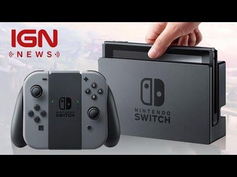 Nintendo Switch Will Be Region-Free - IGN News