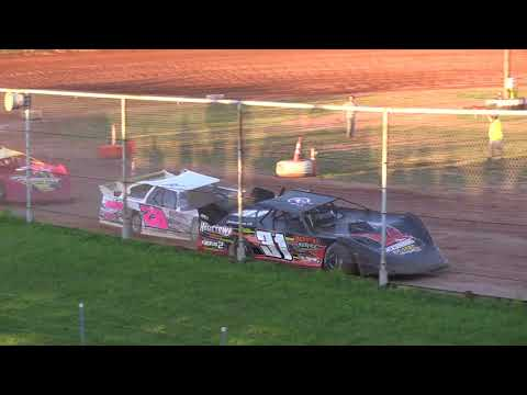 Ohio Valley Speedway Late Model Heat #1 7-7-18