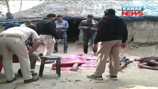 Four Of Family Murdered In Odisha's Balasore