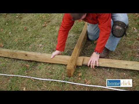 How To Install A Split Rail Fence Homeclick