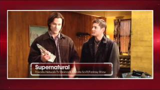 Supernatural Wins People's Choice Awards 2012
