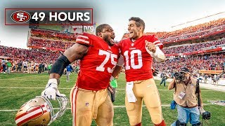 49 Hours: Inside the 49ers Week 15 Victory over the Titans