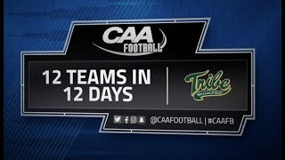 #CAAFB 12 Teams in 12 Days | William & Mary