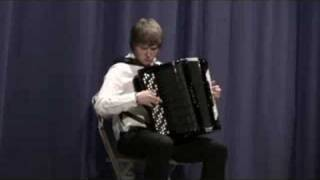 Thom Hardaker (Accordion) - March - Tchaikovsky