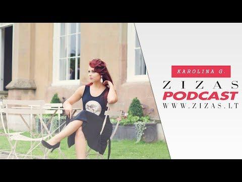 ZIZAS ACADEMY RADIO: Karolina Germanavičiūtė | www.zizas.lt