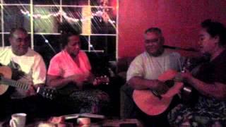 Gambar cover samoan jam session with Levaula Taala