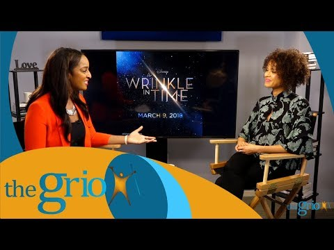 Gugu MbathaRaw talks Disney's 'A Wrinkle In Time' representing multiracial families