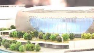 香港啟德體育園動工 建成後將成為全港最大的體育設施