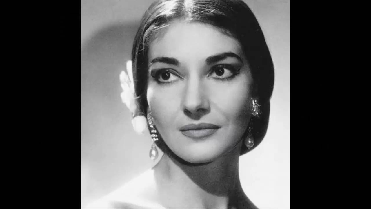Maria callas casta diva youtube for Casta diva pictures