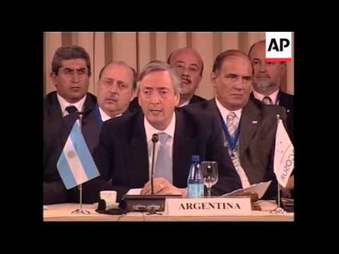 Latam leaders gather at summit to induct Venezuela into  trade bloc