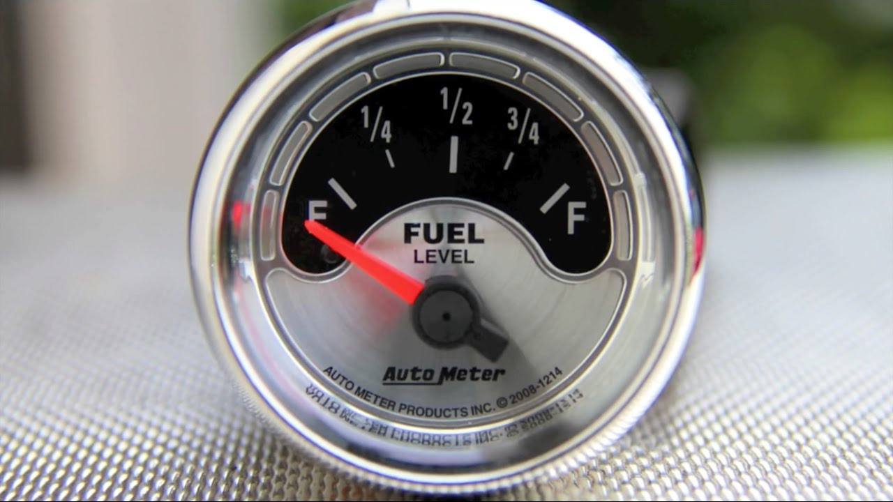 fuel level gauge installation and troubleshooting
