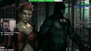 Batman: Arkham Knight Any% Speedrun PB 2:48:41 RTA (11/4/19)