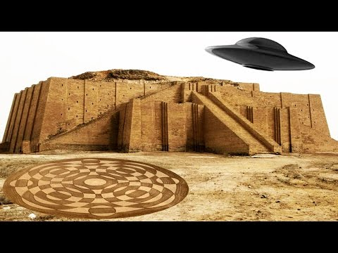 7000 Yr Old Alien Airport Discovered In Iraq
