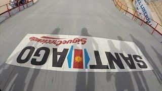 UCI BMX Supercross 2014 Santiago del Estero: GoPro Tory Nyhaug