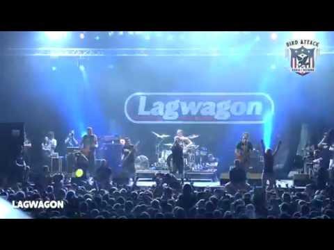 Lagwagon Live 2016 @ Punk Rock Holiday Festival, Slovenia