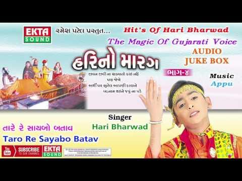 Taro Re Sayabo Batav | Hari Bharwad | HM-4 | Gujarati devotional Bhajan
