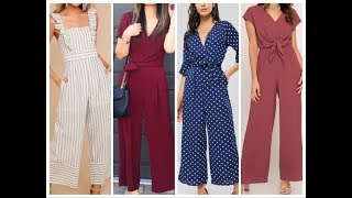 Latest casual Jumpsuit Outfits || Trendy & Stylish Jumpsuits
