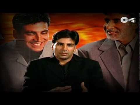 Ek Rishtaa - Movie Making - Akshay Kumar, Amitabh Bachchan & Karisma Kapoor