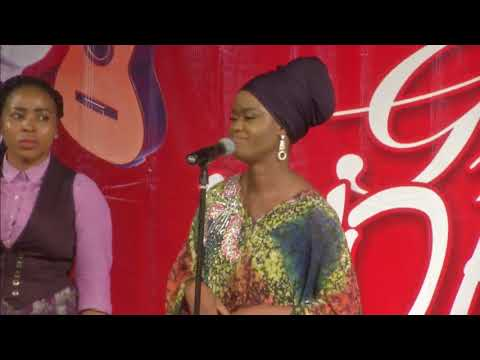 SHOLA ALLYSON POWERFUL MINISTRATION - RCCG TKC - TIME OF IMMERSION 2018 _#1