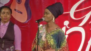 SHOLA ALLYSON POWERFUL WORSHIP - RCCG TKC - TIME OF IMMERSION 2018 _#1