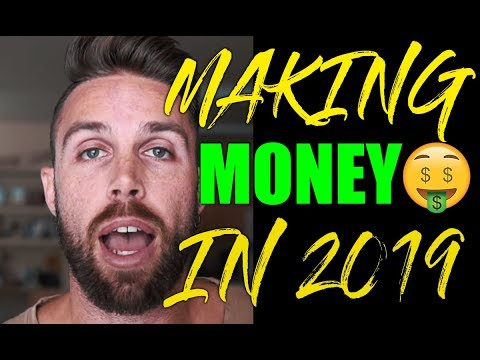 4 Best Ways To Make Money Online in 2019