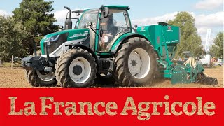 test drive tracteur arbos