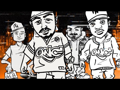 Roccwell ft QNC (Curt Cazal and Q-Ball) & DJ LP2 - From CI (VIDEO)