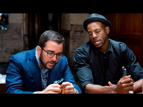 Talking Watches With Andre Iguodala