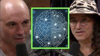Joe Rogan & Dr. Ben Goertzel - The Fear Around Artificial Intelligence
