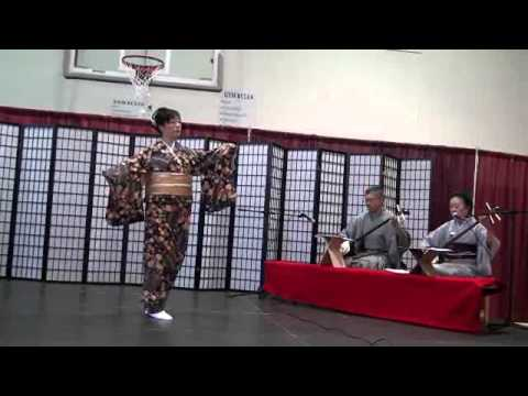 Japanese Traditional Classical Dance