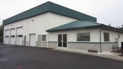 Commercial light industrial shop office space +/-6,250 sf for lease Medford Oregon