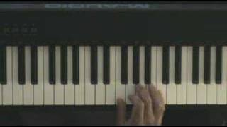 Piano Lessons - Instruction For Learning The Basic Chords