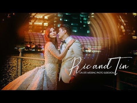 Ric and Tin | On Site Photo Slideshow by Nice Print Photography