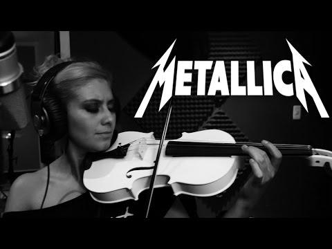 METALLICA 💿 en VIOLÍN ELÉCTRICO!! (TOP 5!!)