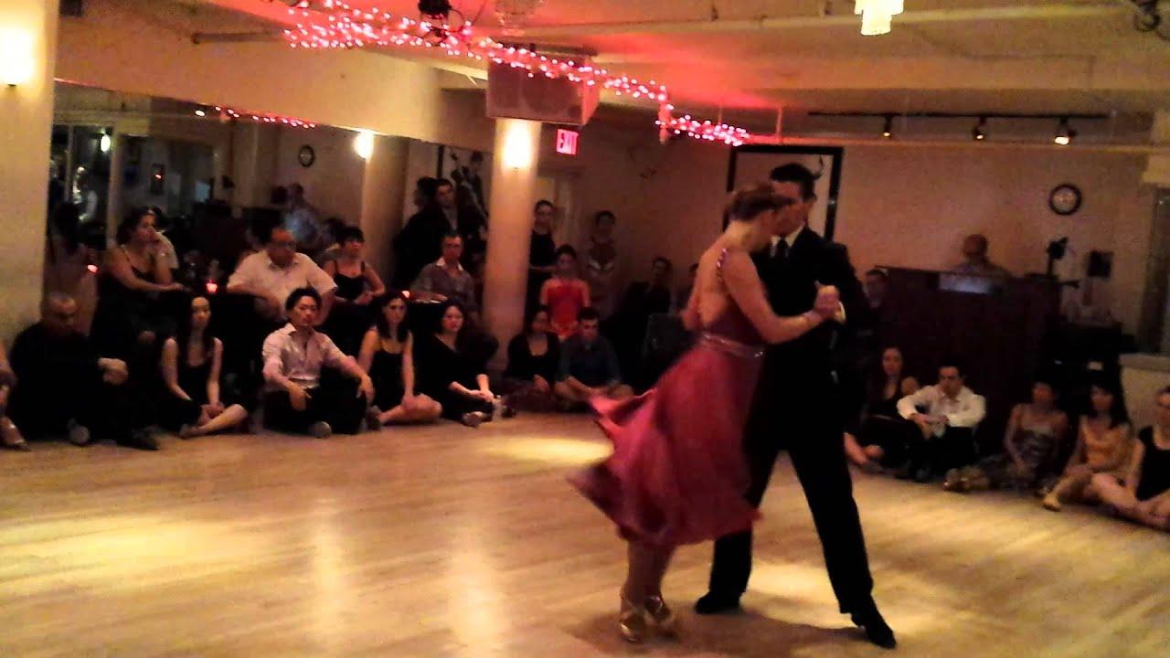 Argentine Tango: Melina Brufman & Sergio Diaz - Locura Tanguera