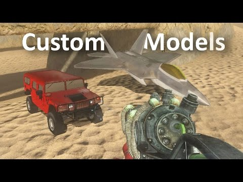 Halo Online Mods - Misc  Model Injection
