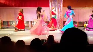 Ek baar tu India aake dekhna -Dance group  Lakshmi
