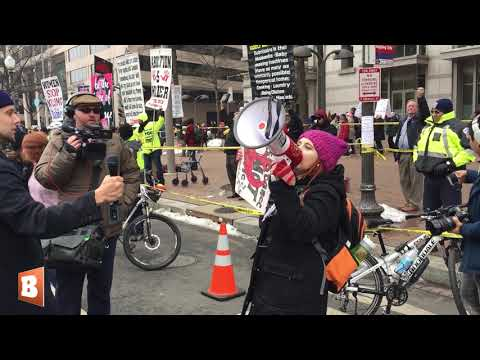 'Everybody Gets A Free Abortion' Screams Leftist at Women's March